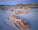 USA, Bisti Badlands