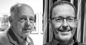 """Leo Kandl und Josef Polleross – """"Im Iran"""", Künstlergespräch"""