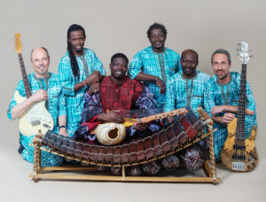 Konzert Mamadou Diabate, Percussion Mania